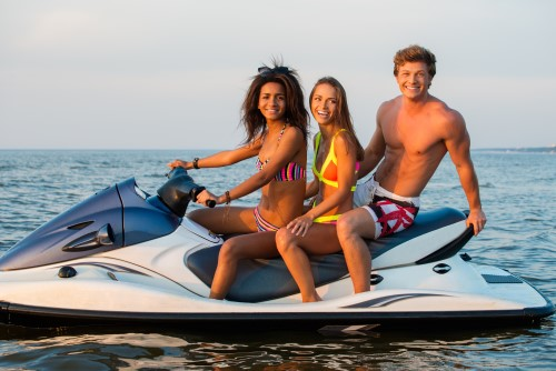 Jet SKi Rental Tours Bradenton Beach Marina FL